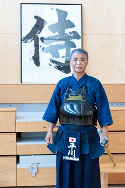 M. HIRAKAWA SENSEI